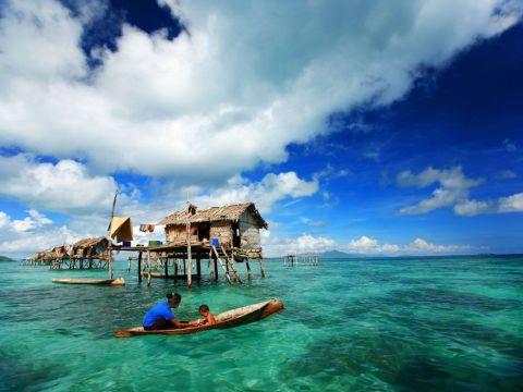 صيد-الأسماك-في-بحر-سيليبيس-في-الفيليبين